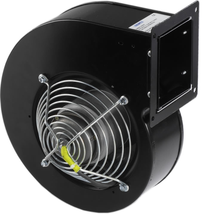 External Rotor Motor Forward Curved Fans