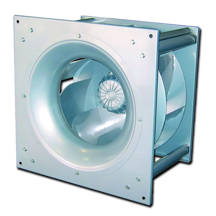 Forward Curved Centrifugal Fan Housing – Jerusalem House
