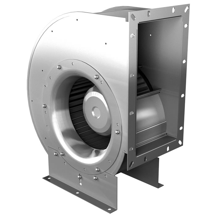 Thumbnail of Forward Curved Centrifugal Fans - Single inlet - external rotor motor