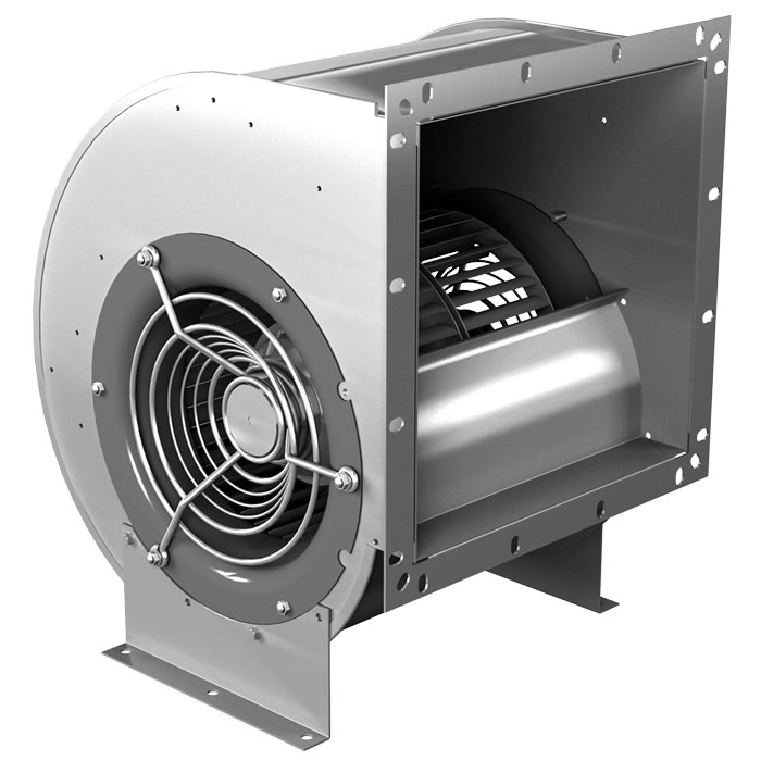 Backward Curved Fan : Double inlet forward curved centrifugal fans