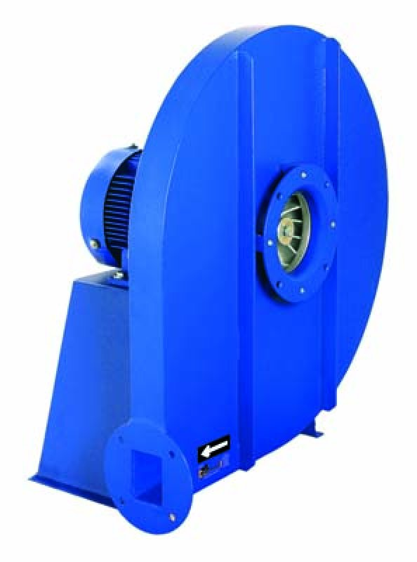 Single Inlet Centrifugal Fans High Pressure