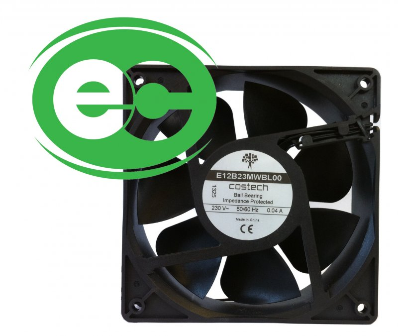 Thumbnail of Frame Axial Fans EC