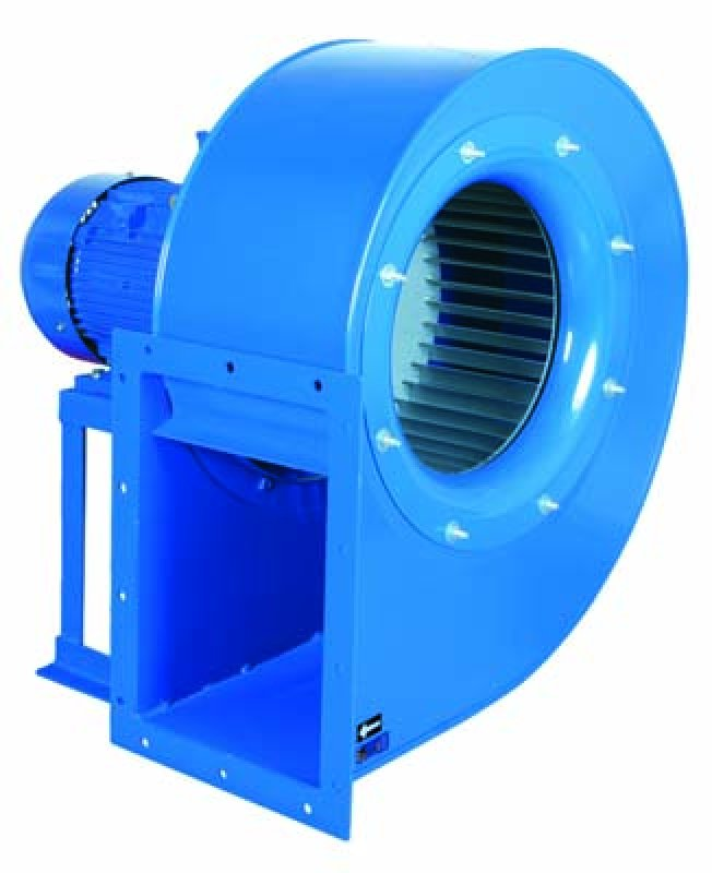 Standard Motor Forward Curved Centrifugal Fans