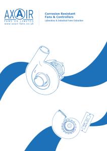 Polypropylene Fans Cover