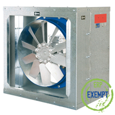 BOX HBFS ATEX Smoke Fan