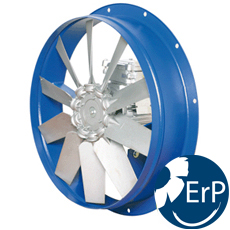HBF F400 Smoke Extraction Axial Fan