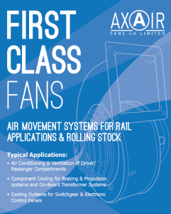 Rail Fans Advert