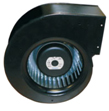 Forward curved centrifugal fan, Single inlet