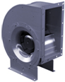 Backward curved centrifugal fan – Single inlet