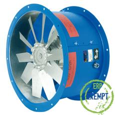 HMFX Smoke Fan ATEX