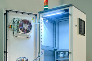 Enclosure Ventilation From Axair Fans