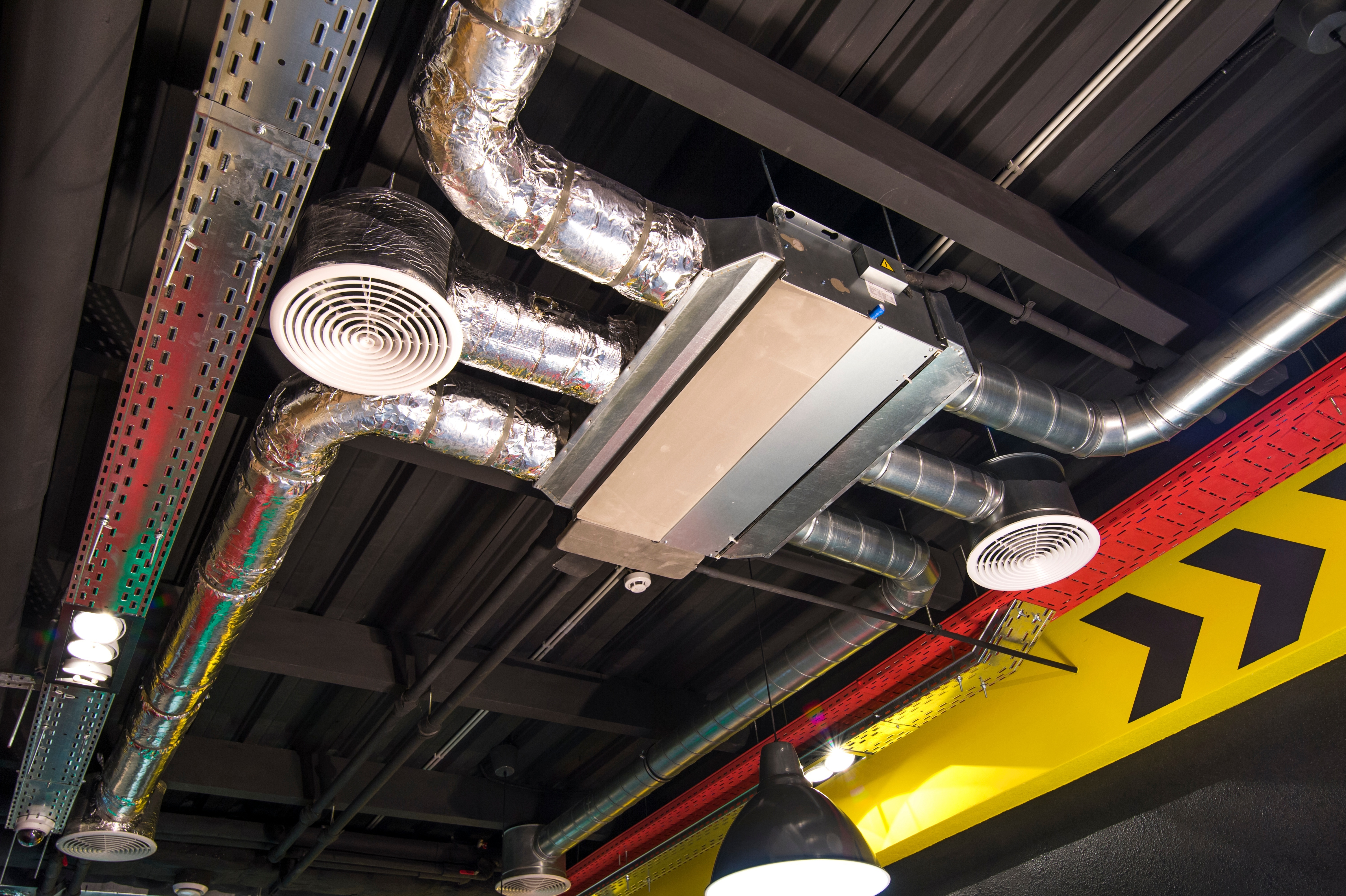 Fan Failure Monitoring In Hvac Uk Supplier Axair Fans System Consists Of Blower Motor Switch