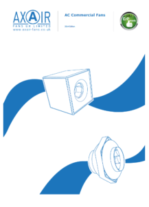 Inline Duct fan brochure