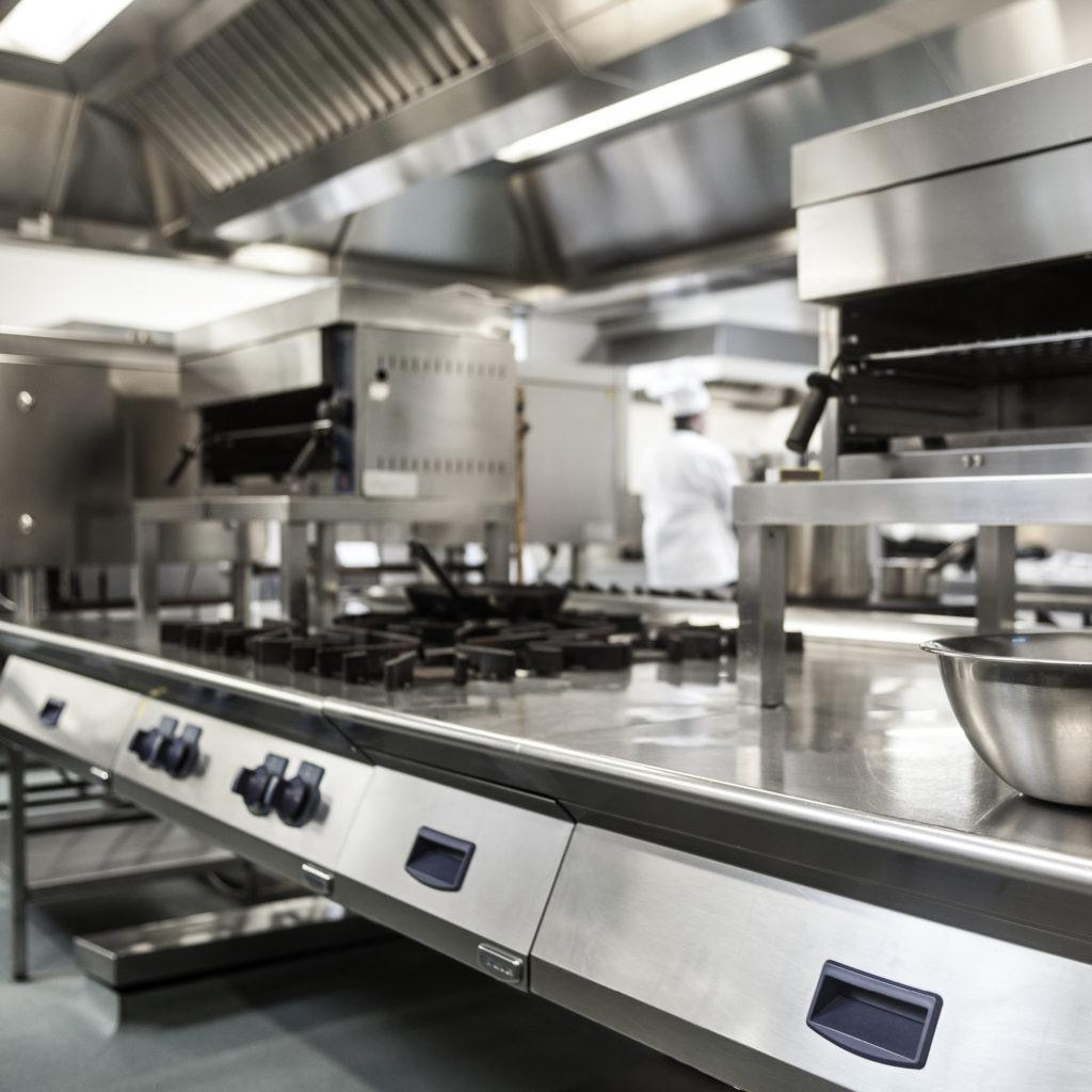 Industrial Kitchen Ventilation Hoods: Commercial Kitchen Ventilation