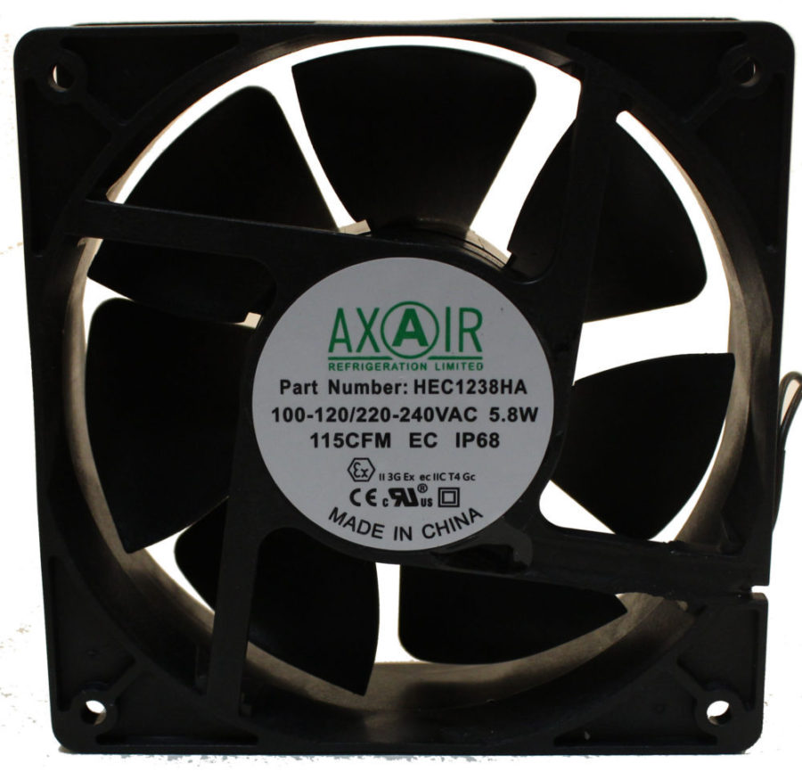 Chemical Fans - UK Industrial Fan Supplier