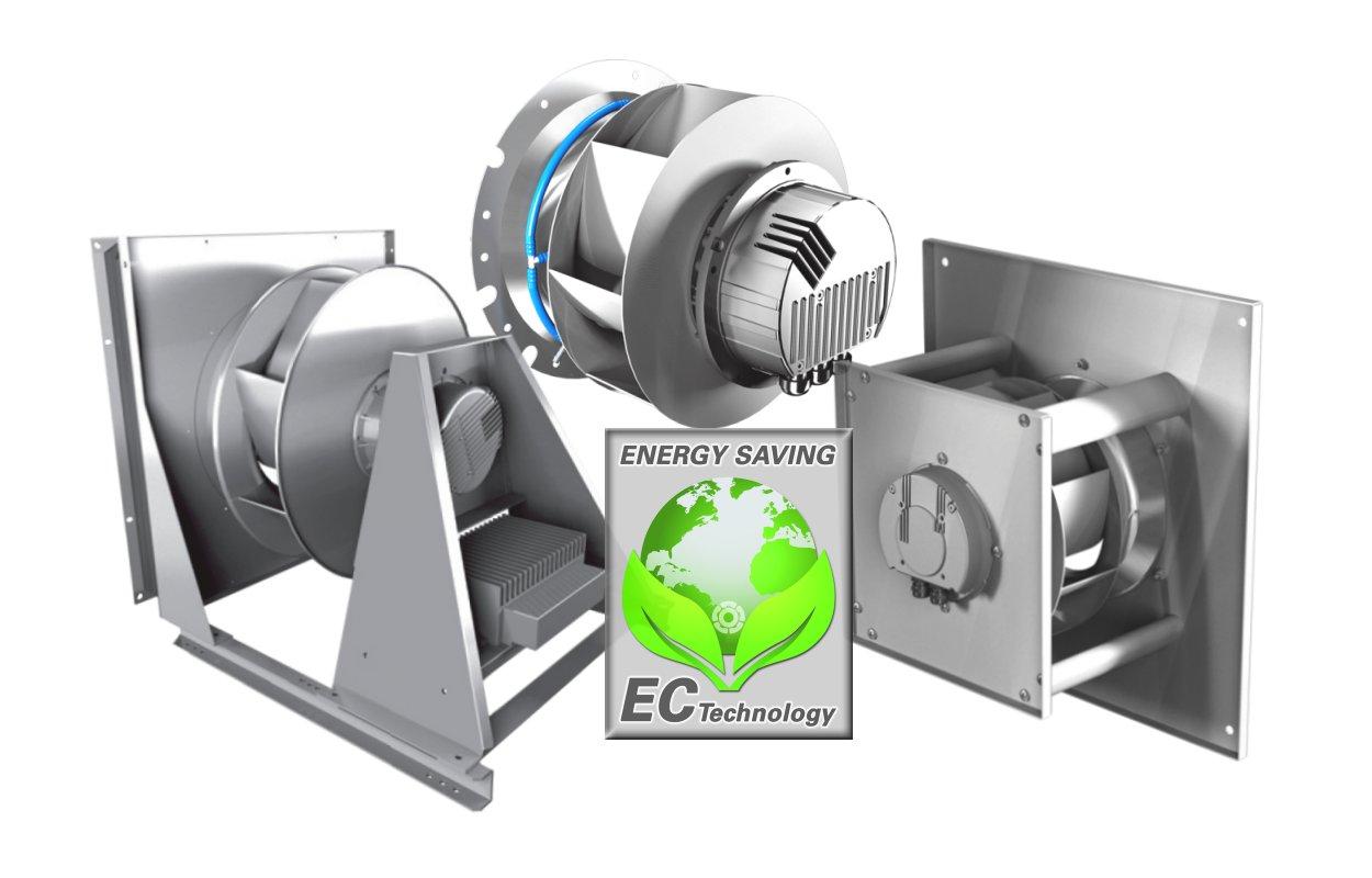 EC Plug Fans - UK Fan Supplier