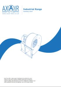 Material handling fans