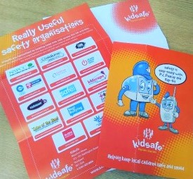 Kidsafe School Safety Packs