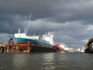 LEV Systems Shipyards