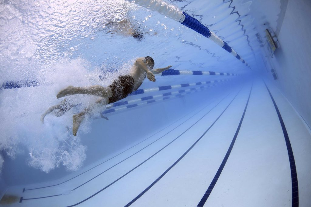 swimming pool extraction ventilation