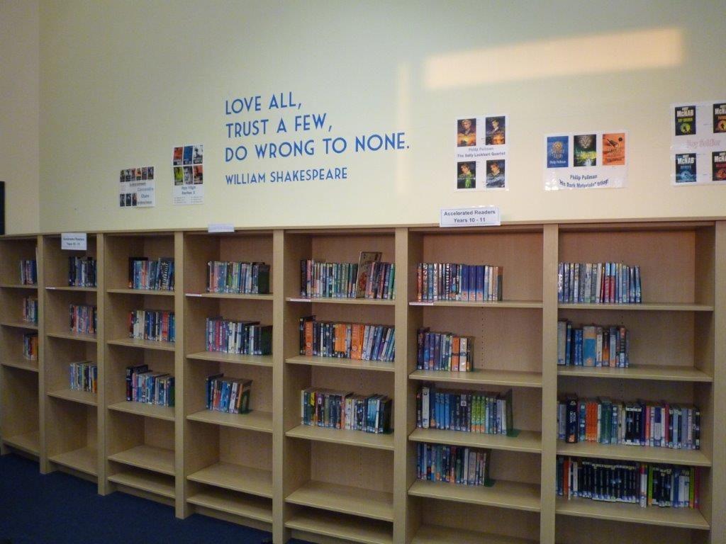 Ormiston Meridian Academy Library