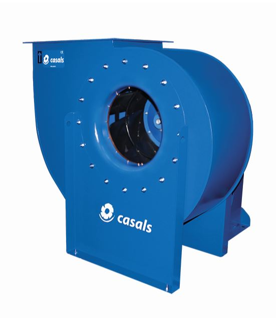 NIMAX NIMUS Medium Pressure Centrifugal Fan