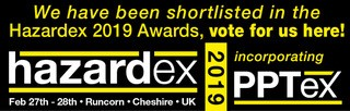 HazardEx Awards