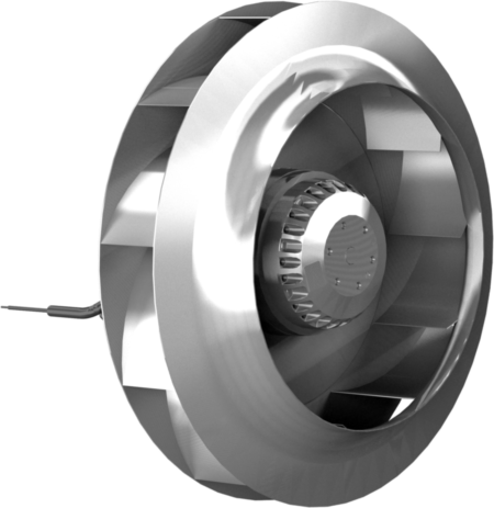 motorised impeller unbalanced