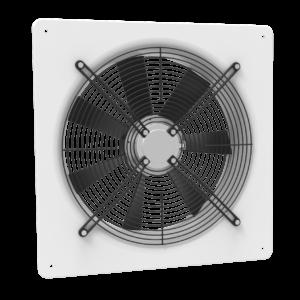 EQ DQ range plate axial fans